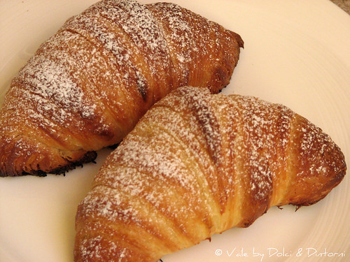 Croissants profumati