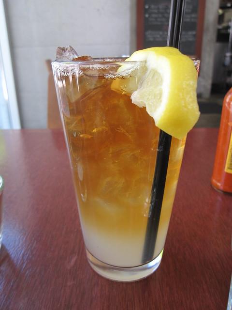 arizona arnold palmer tea. The Arnold Palmer, an iced