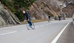 Fixed Gear Switzerland Bombing Some Gnarly Hills photo by lockedcog