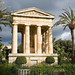 Doric Temple dedicated to Sir Alexander Ball, Lower Barrakka Gardens