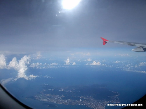 airasia window