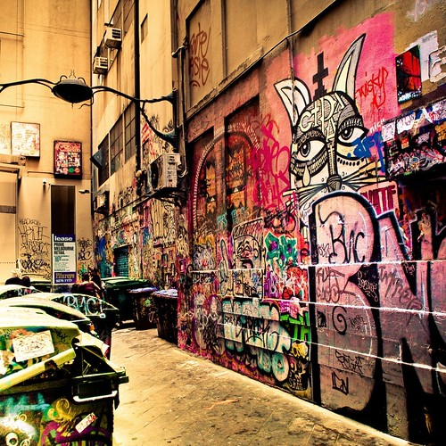 Urban Graffiti photo by ►CubaGallery
