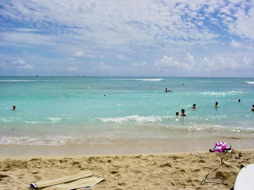 Waikiki Beach '04