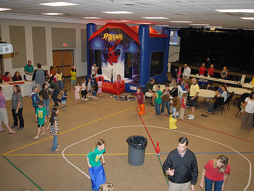 Awana registration party 2010