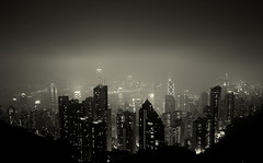 Misty Hong Kong - Gotham City II photo by ... Arjun