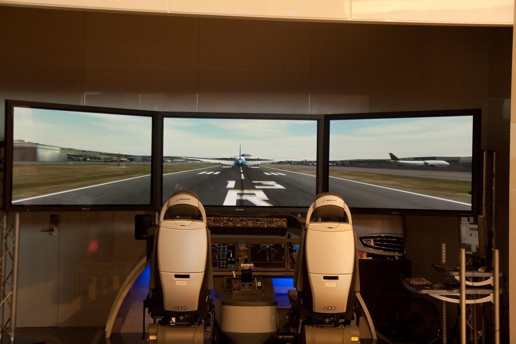 Boeing Simulator