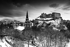 Edinburgh In Ermine photo by sparky2000