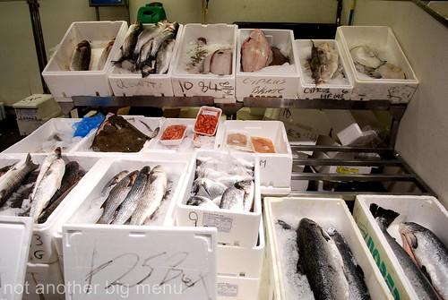 Billlingsgate fish market - fish 2