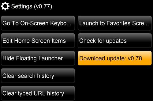 Beta Update 1