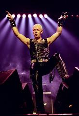 Judas Priest 1982 photo by Gregg Maston Photography