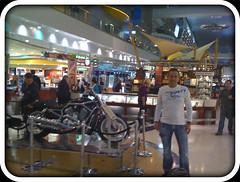 Flughafen Dubai, Abflugterminal