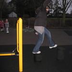 Auntie Hayley's balance hasn't improved<br/>23 Jan 2010