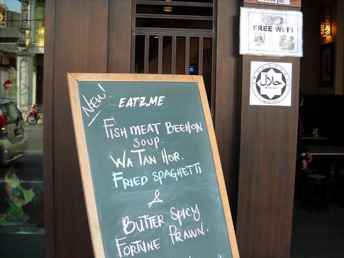 Special Menu [eatz.me]