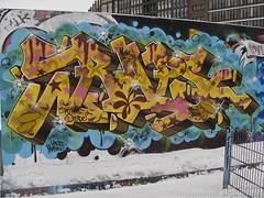 Graffiti - Amsterdam photo by StonieB