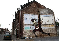 The runner who lost everything about his multiple homes.Heerlen (Netherlands) photo by skount works