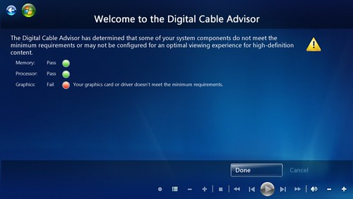 Windows 7 MC Digital Cable Advisor 11