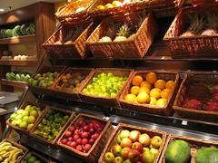 Obst / Resterauntbereich