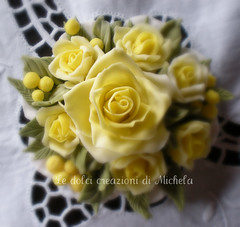Yellow roses photo by Le dolci creazioni di Michela