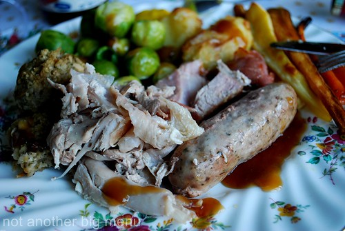 Christmas meal 4