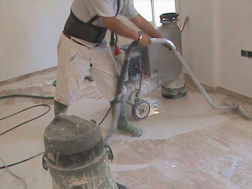 La cristalizacion o pulido de los pisos en marmol for Cera para pisos de marmol