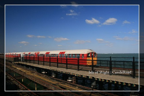 Train - Isle of Wight