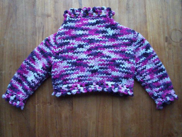 Free Crochet Pattern 30171 Romantic Bolero : Lion Brand Yarn Company