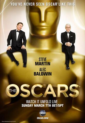 2010 Academy Awards Oscars Poster
