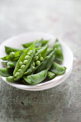 english peas photo by cannelle-vanille