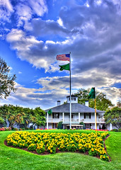 Augusta National Golf Club - Masters photo by Mike Fiechtner