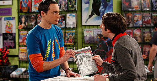 diversao-big-bang-theory-comic-book