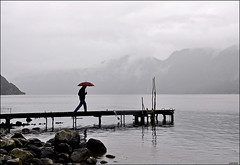 Beautiful Norway.....even in the rain photo by leuntje