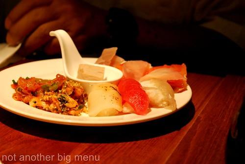 Jogoya, KL - Buffet plate 7