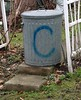 Trash Can C (Brackenridge, PA)