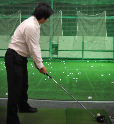Golf Lesson 7th Iron