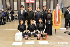 The 17th All Japan Women's Corporations and Companies KENDO Tournament & All Japan Senior KENDO Tournament_035