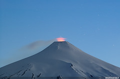 Villarrica volcano photo by MOUNTAINCULT