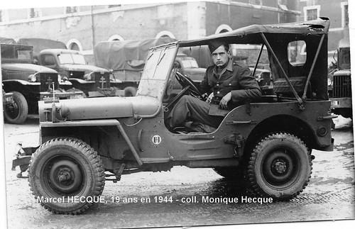 Marcel Hecque- Col. Monique Hecque