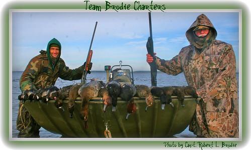 Redhead Duck Hunting 18