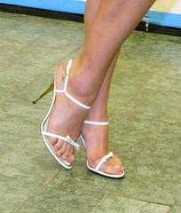 Michelle Hunziker feet (4) photo by ♠I Love Feet & Shoes♠