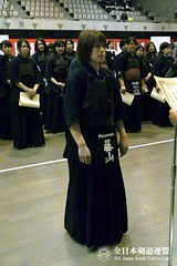 The 17th All Japan Women's Corporations and Companies KENDO Tournament & All Japan Senior KENDO Tournament_027