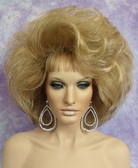 Sexy Blonde Bouffant photo by mgwigs4u