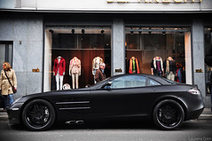 Brabus SLR photo by Laurens Grim
