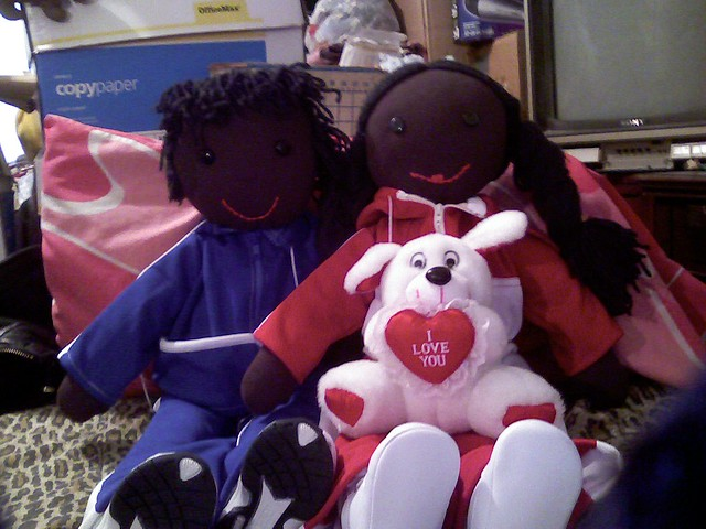 The Handmade Project: African American Ethnic Dolls, Multicultural