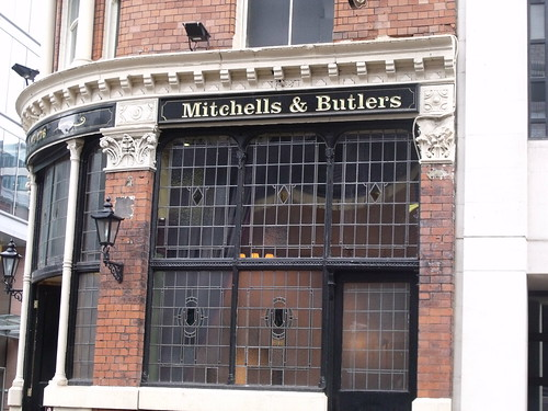 The Old Contemptibles from Livery Street - Mitchells & Butlers