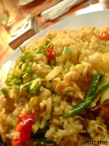 Nasi Goreng Tomyam [eatz.me]