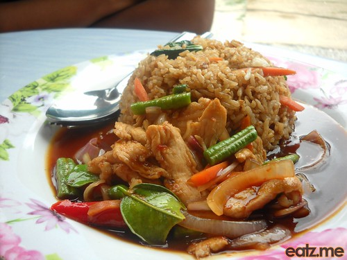 Nasi Goreng Paprik [eatz.me]