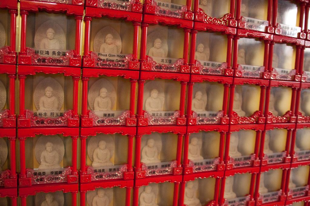 Buddha Wall 1
