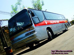 PHILIPPINE RABBIT Bus Lines, Inc. - Daewoo BH115E Royal Economy - 9527 photo by B.R.0071 - [Inactive Account]