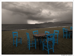 Travels in a Blue Chair photo by Jordan_K