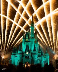 Cinderella's Castle - Wishes photo by Matt Pasant